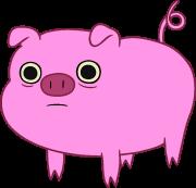 http://adventuretime.wikia.com/wiki/Mr._Pig