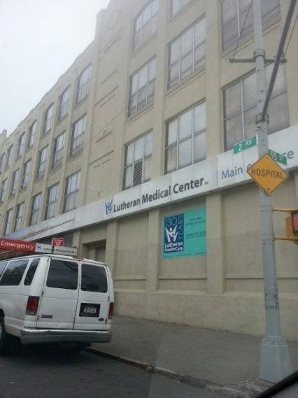 My 2 internship location!! Brooklyn here I come (soon)