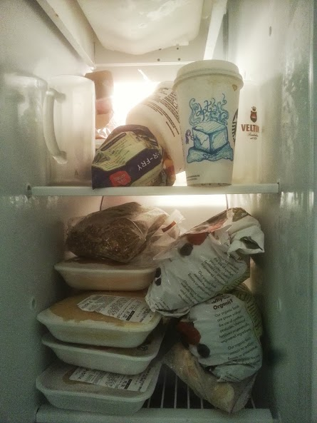 Yes, my freezer is full of meat, berries, and beer steins...