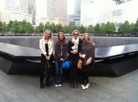Meredith, Klara, Joyce, and Teri