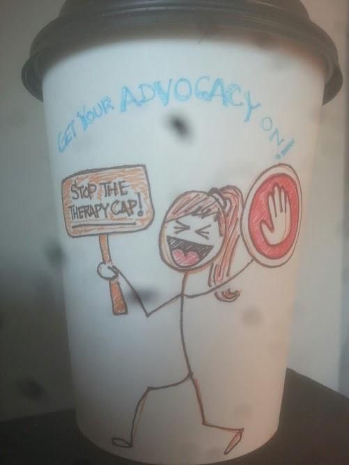 #StopTheTherapyCap