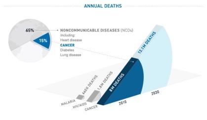 annual deaths