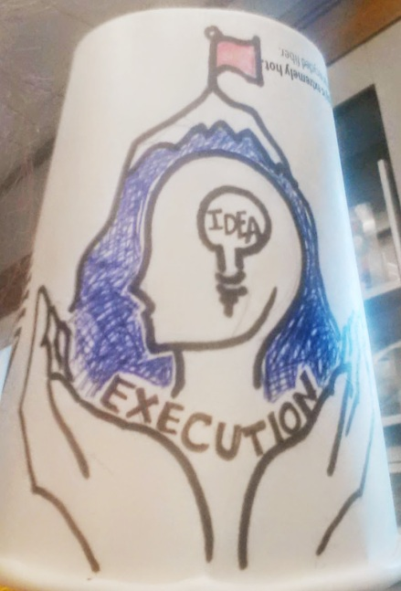 ideas and execution