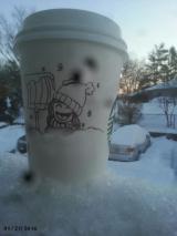 """Jonas"" is brining the snow, so shovel safely myfriends!"